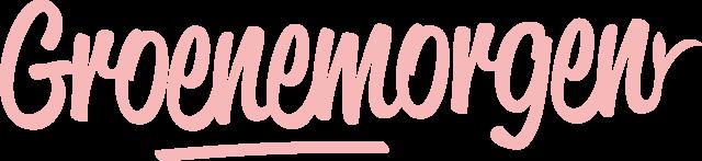 Logo Groenemorgen